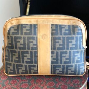 Vintage FENDI Crossbody Bag